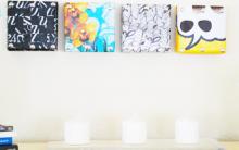 Quadro Decorativo de Caixa de Sapato – Material e Como Fazer