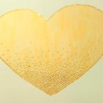 Quadro Decorativo Com Lantejoulas – Vídeo de Como Fazer