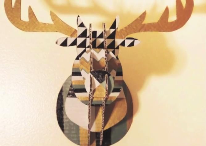 taxidermy-cervo