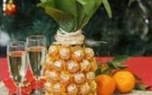 Abacaxi Feito com Garrafa – Material e Passo a Passo
