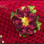 Jogo de Cozinha de Crochê Feito de Barbante Brilho – Material, Receita e Passo a Passo