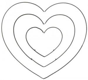 coração-feito-papel-molde