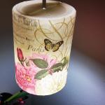 Luminária Pendente Feita de Material Reciclável – Como Fazer