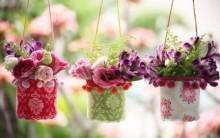 Vaso de Flores Feito Com Garrafa Pet – Como Fazer e Material