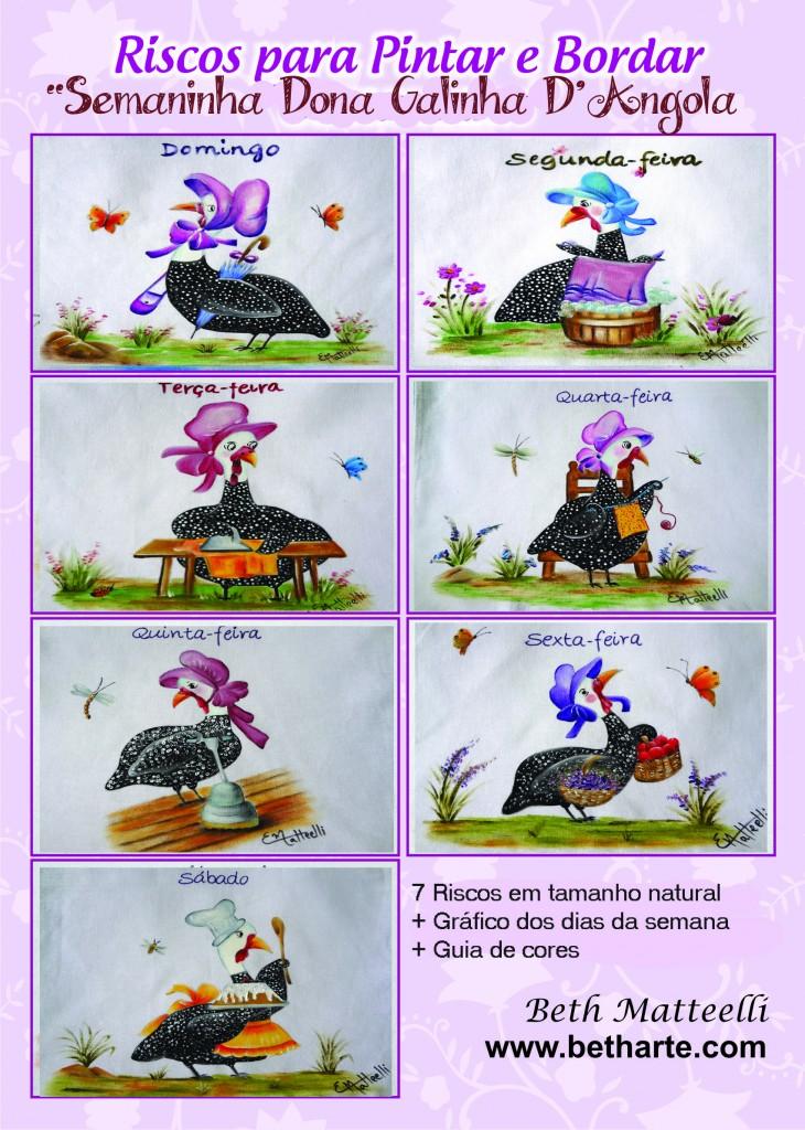 pintura-galinha-d'angola-semaninha