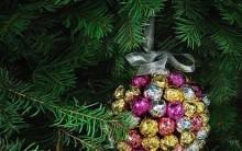 Enfeite de Natal Feito Com Pirulitos – Material e Como Fazer