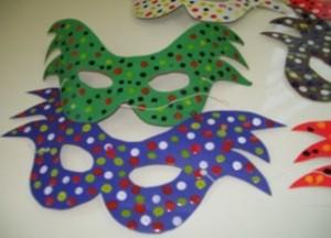 Máscaras Para Carnaval Em EVA – Dicas, Moldes e Como Fazer