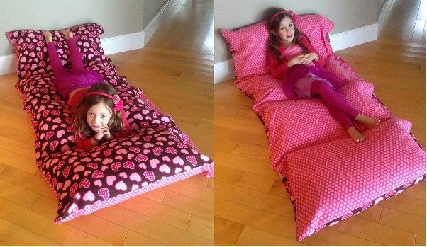 Colchonete De Porta Travesseiros Como Fazer Bigtudo