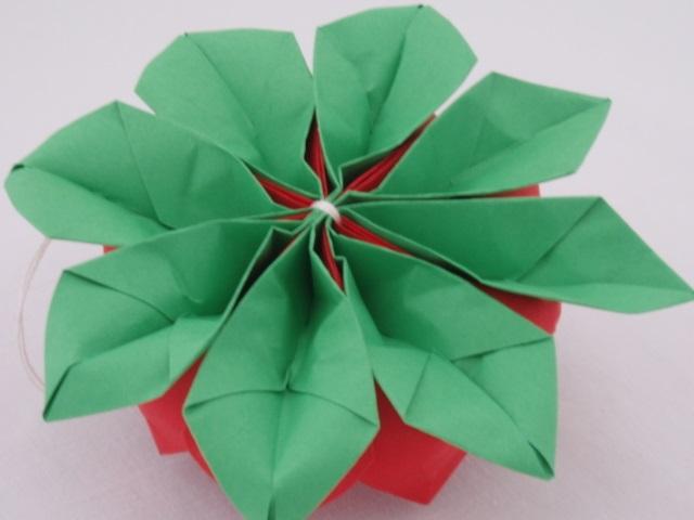 Flor de Lotus Feita de Origami Como Fazer Bigtudo Artesanato
