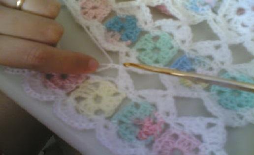 Manta Bebê Mile  Minute em Crochê  Como