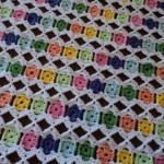 Manta Bebê Mile a Minute em Crochê – Como Fazer
