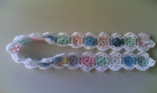 Manta de Bebê Mile a Minute em Crochê  Como Fazer