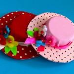 Mine Chapéu Feito de Tampa Pet – Material e Como Fazer