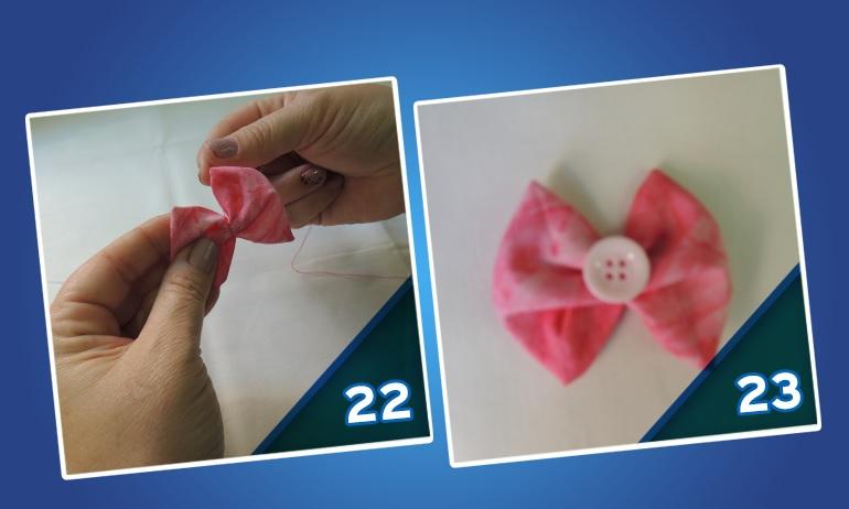 Peso de Porta Corujinha de Tecido -molde 22