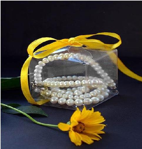 Caixa Presente de Garrafa pet - Material e Como Fazer