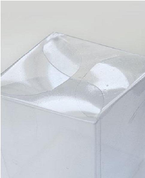 Caixa Presente de Garrafa pet - aba