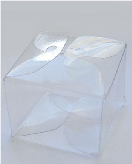 Caixa Presente de Garrafa pet