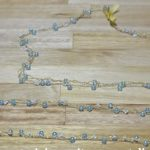 Colar Croche e Perólas – Material e Passo a Passo