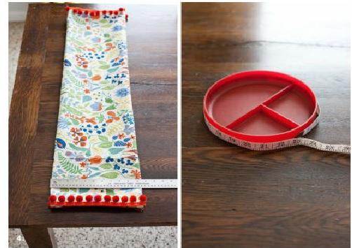 Travesseiro Rolo - Material Passo a Passo
