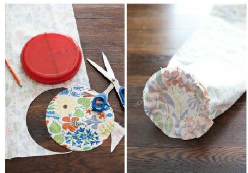 Travesseiro Rolo - Material e