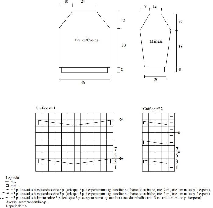 Blusa Tricô Preciosa Prata - Material graficos