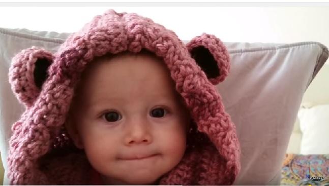 Touca Capuz Infantil Vídeo Explicativo