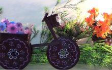 Triciclo de Cd Usado – Material e Como Fazer