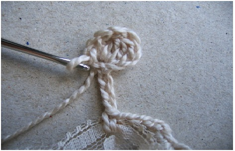 cachecolar renda Croche - bico2