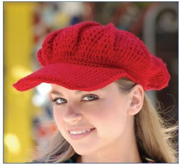 Bone Bardot Croche- Como Fazer