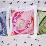 Almofada de Retalhos Colorido – Como Fazer
