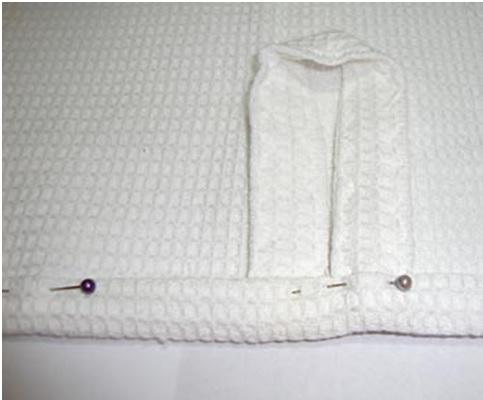 Almofada de Retalhos Colorido - alça