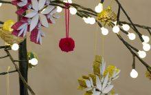 Enfeite Árvore de Natal – Como Fazer
