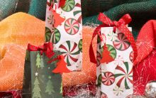 Embalagem Presente De Caixa de Leite – Como Fazer