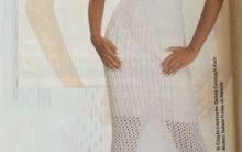 Vestido Branco e Lantejoulas – Material e Como Fazer