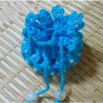 Mini Bolsinhas Em Crochê – Material e Passo a Passo