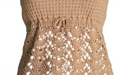 Blusa Tomara Que Caia Crochê – Material e Como Fazer