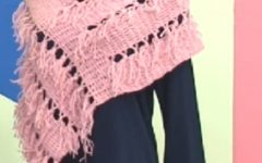 Pelerine Ondas Em Crochê – Material e Vídeo