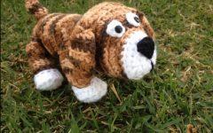 Peso de Porta Cachorro Dog Em Crochê – Material e Vídeo