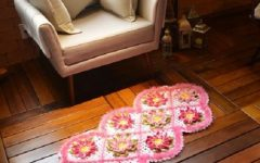 Tapete Floral Multicolor – Material e Receita