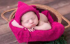 Manta e Touca de Tricô Newborn – Material, Receita e Vídeo