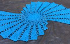 Trilho de Mesa Espiral Turquesa – Material e Vídeo