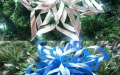 Estrela Natal de Papel ou EVA – Material e Vídeo