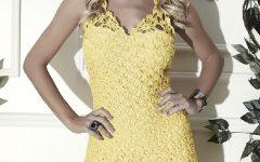 Vestido Amarelo Anne – Material, Receita e Vídeo