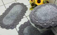 Capa Para Vaso Sanitário Rendado Luxo Crochê – Material e Vídeo