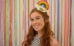 Tiara Arco-Íris Carnaval Em Crochê – Material e Receita