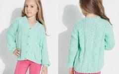 Blusa Verde Candy Tricô – Material e Receita