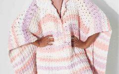 Mega Poncho Em Crochê – Material e Receita