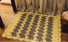 Tapete Maxi Relevo Em Crochê – Material e Vídeo