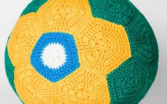 Bola Brasil Em Crochê – Material e Receita