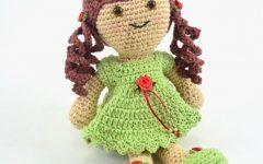 Boneca Maria Amigurumi – Material e Receita